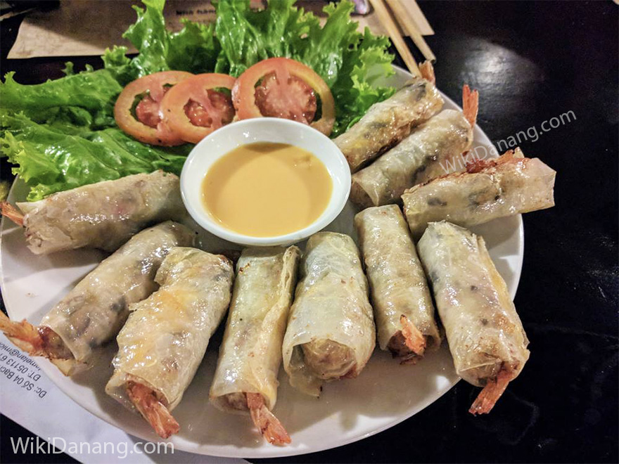 Nhà hàng Madame Lân Đà Nẵng - Địa điểm du khách không thể bỏ lỡ