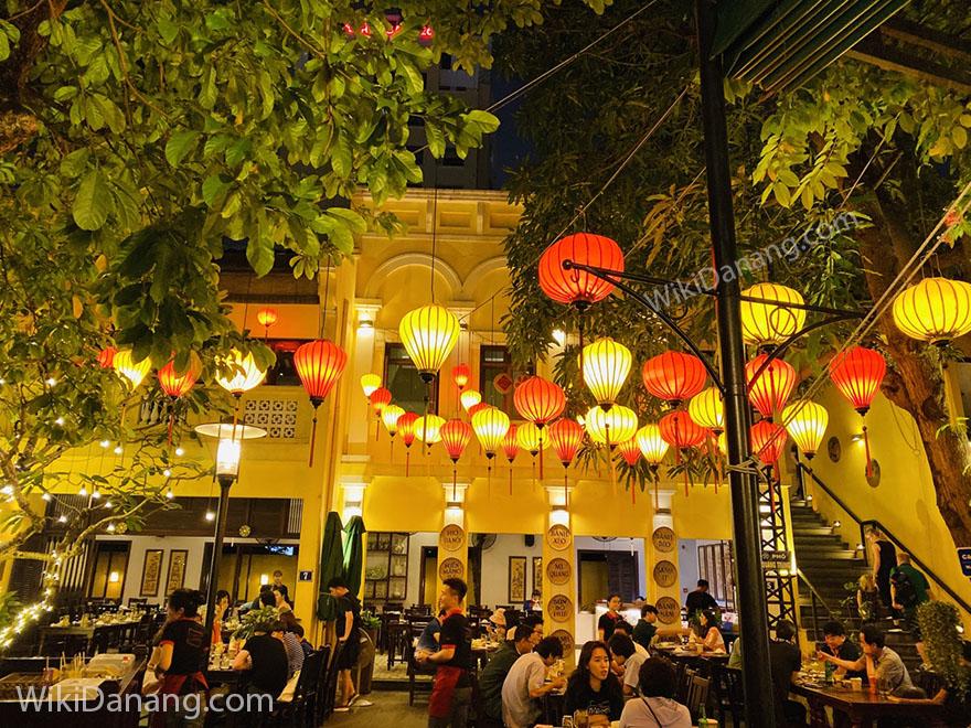 Nhà hàng Madame Lân Đà Nẵng – Địa điểm du khách không thể bỏ lỡ